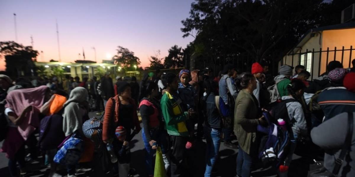 Centroamérica y EE.UU. acuerdan combatir causas de caravanas migratorias