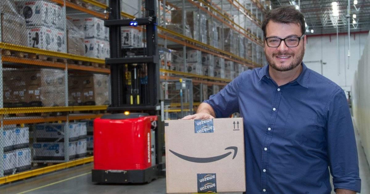 Daniel Mazini, diretor da Amazon