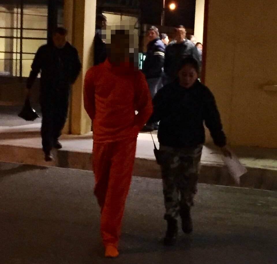 Yordis L., procesado por el presunto delito de femicidio en contra de Diana
