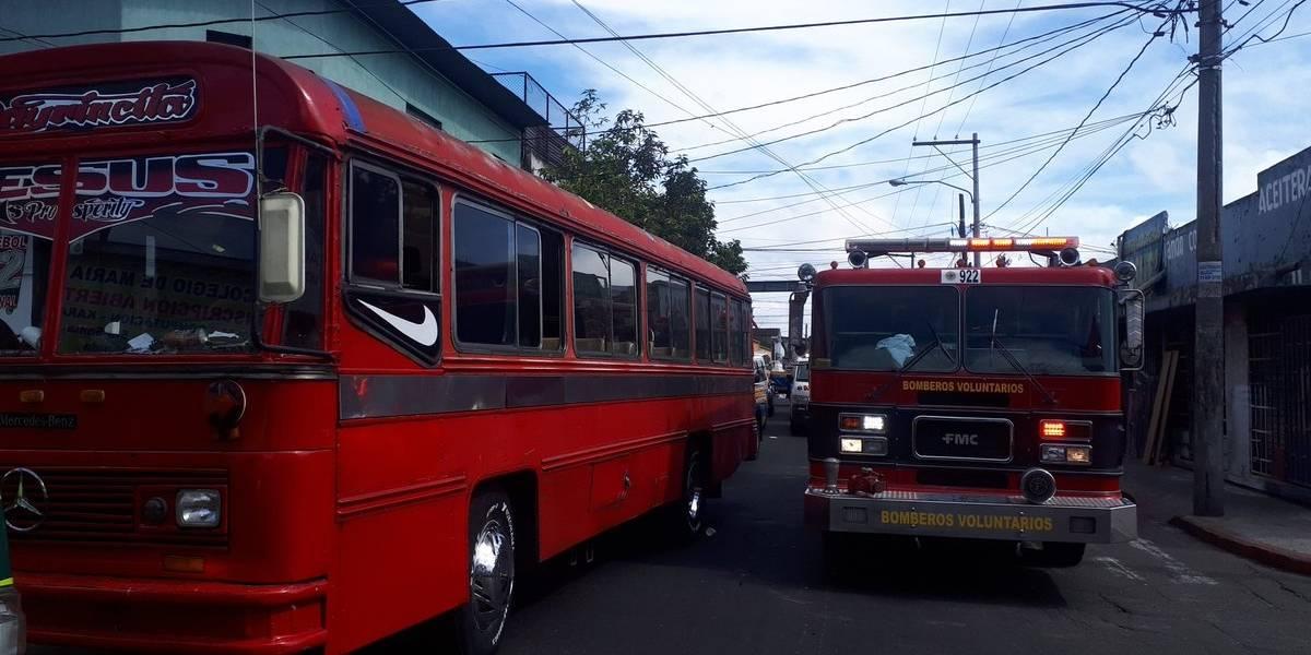 Implicados en ataque con explosivo contra autobús enfrentarán juicio