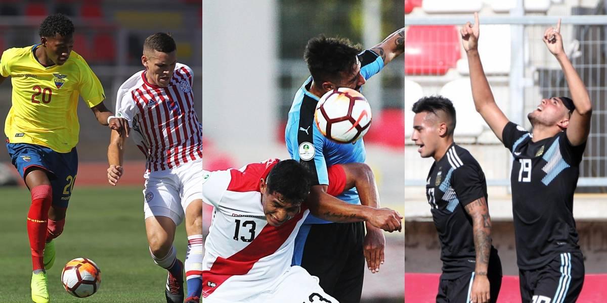 El Grupo B del Sudamericano Sub-20 no se queda atrás y verá acción