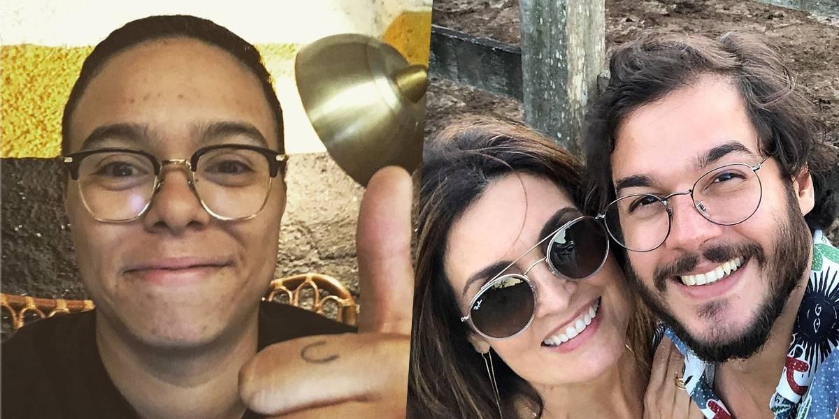 Maria Gadu critica comentário de Túlio Gadêlha em foto com Fátima Bernardes