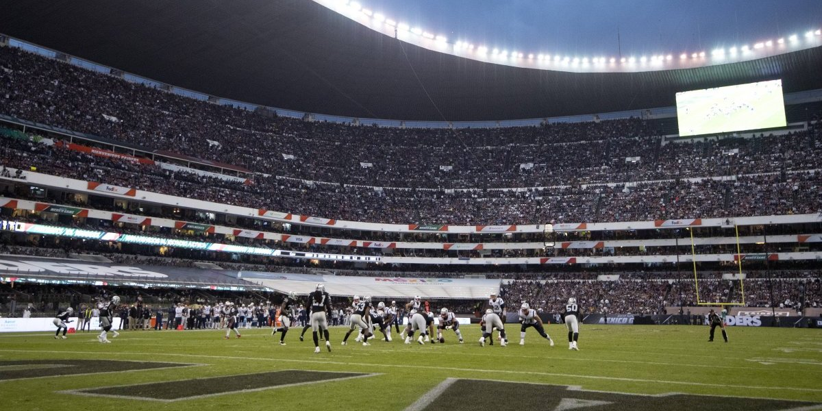 ¡Ya es oficial! La NFL regresa al Estadio Azteca