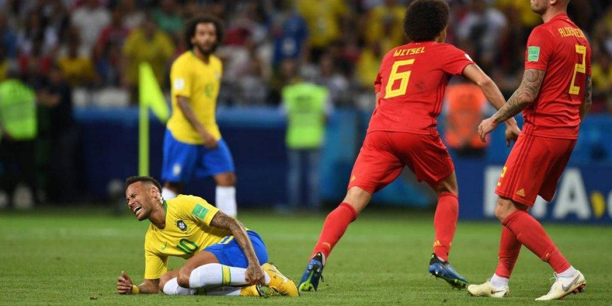 """Neymar dispara: """"Sufrí muchas faltas en el Mundial y en ningún momento he hecho teatro"""""""