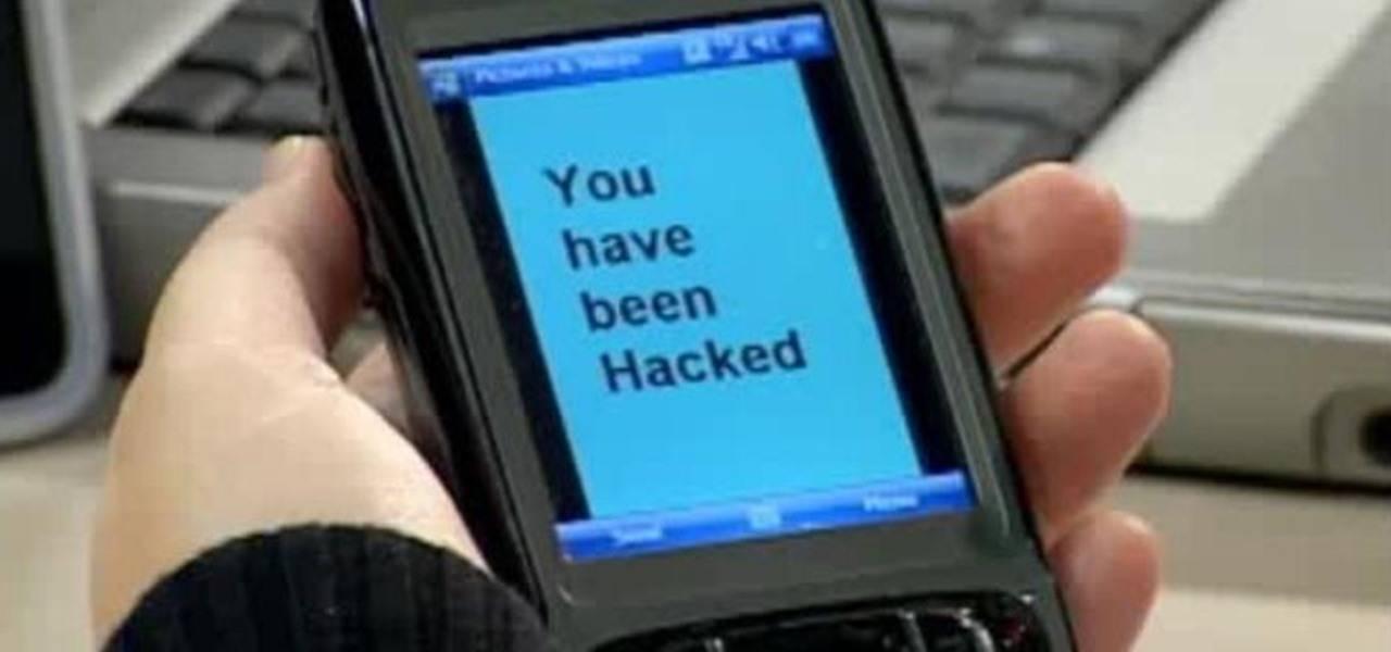 Hackers Smartphone