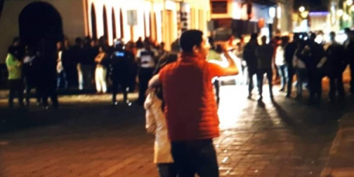 FOTO: Detenido por asesinato de Diana ya se encuentra en la cárcel de Latacunga