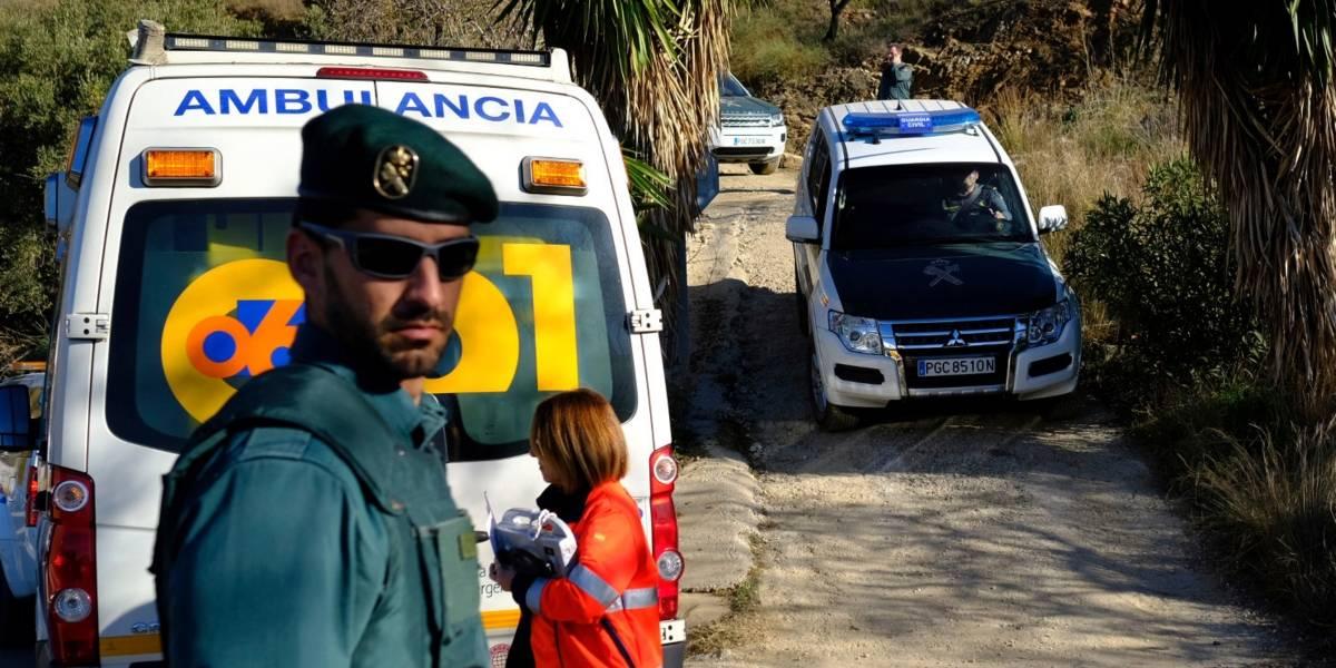 Guardia Civil de España confirmó que encontró cadáver del niño Julen en Málaga