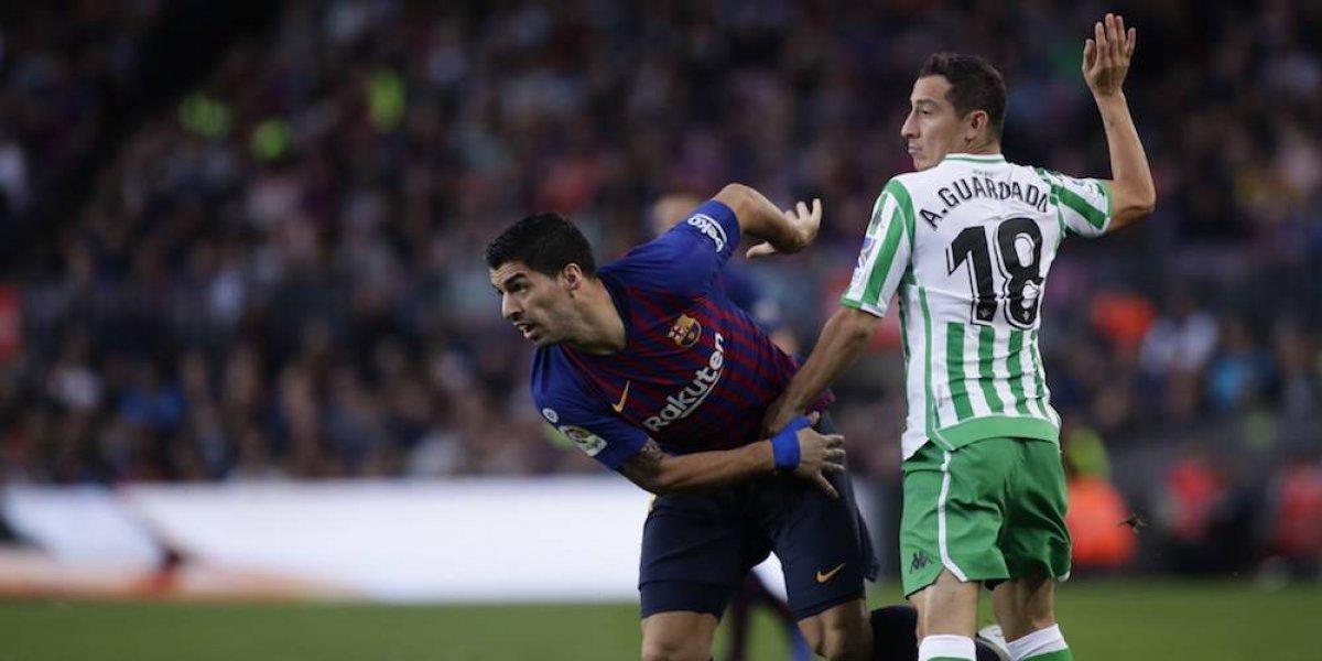 Luis Suárez destaca nivel del futbol mexicano — LIGA MX