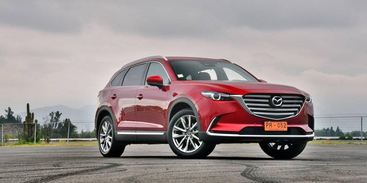 Mazda recibe doble premio por sus SUV