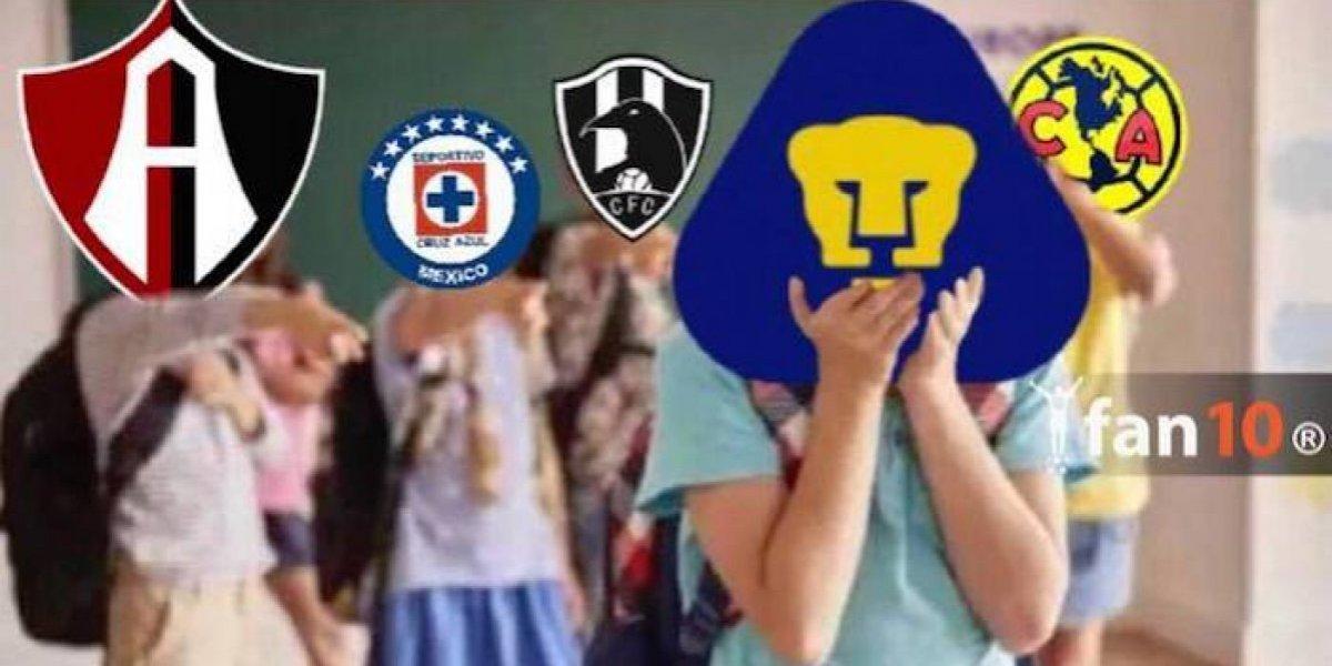 Los mejores memes de la jornada 3 del Clausura 2019