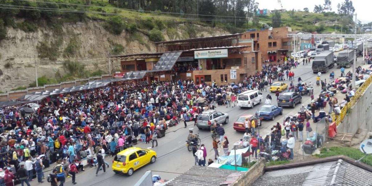 Nuevo requisito para ingresar al Ecuador