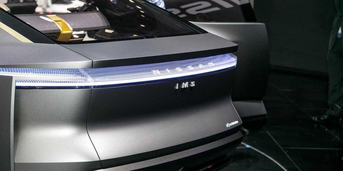 Carro futurista da Nissan é uma mistura de SUV e Sedan; veja as fotos do novo IMS