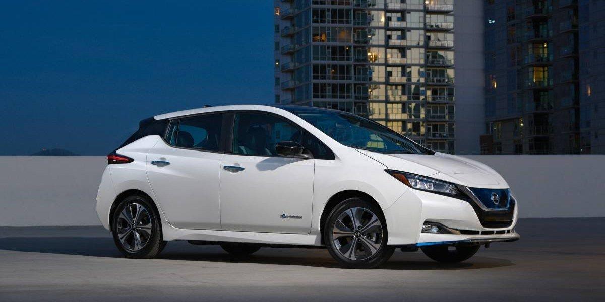 Nissan revela la evolución del Leaf: Leaf e+