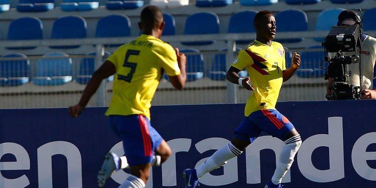 Colombia derrotó a Bolivia y complicó aún más a Chile en el Sudamericano Sub 20