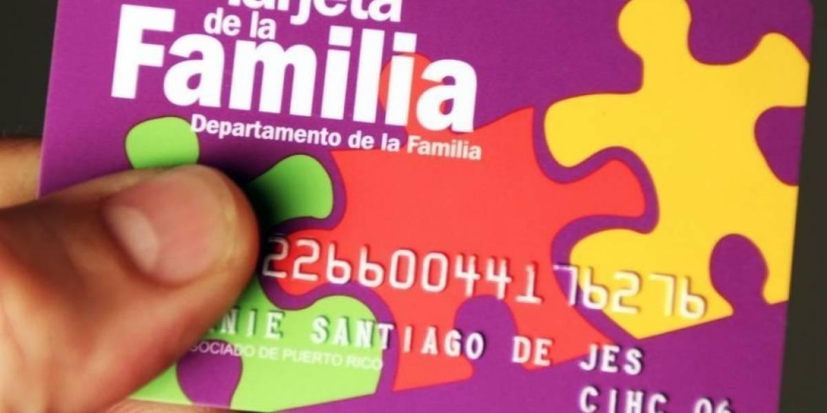 Recuerdan período de interrupción de tarjetas de la Familia