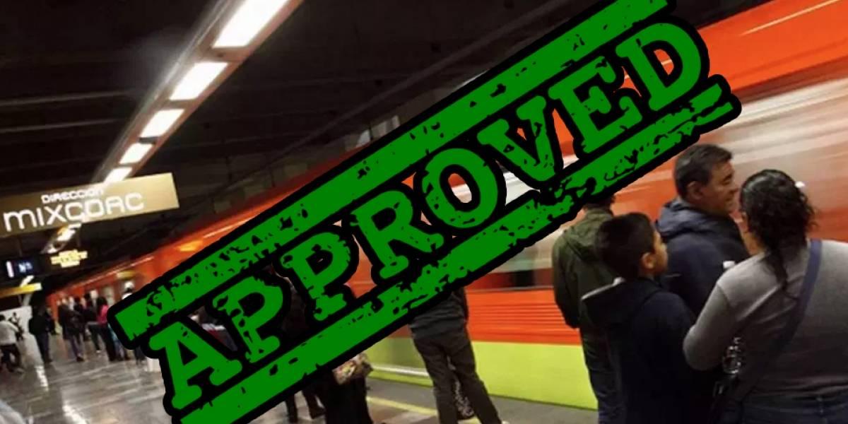 El metro de la CDMX es mejor que el que tiene Nueva York