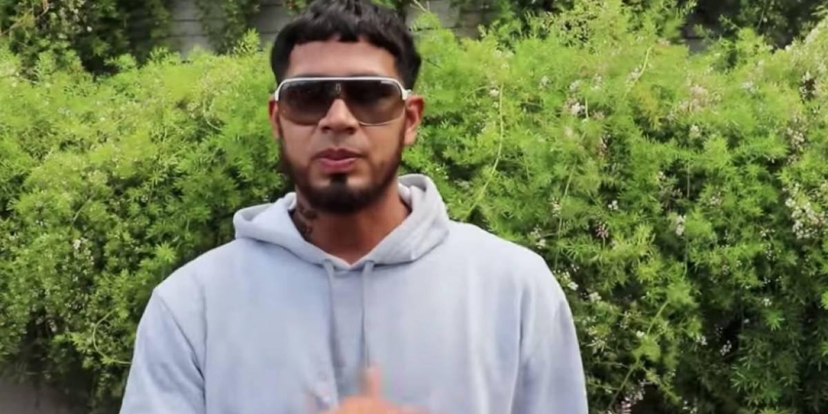Video: Doble de Anuel AA ecuatoriano enloquece a fans