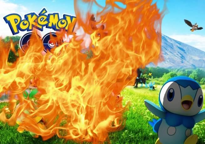 Pokémon GO bug