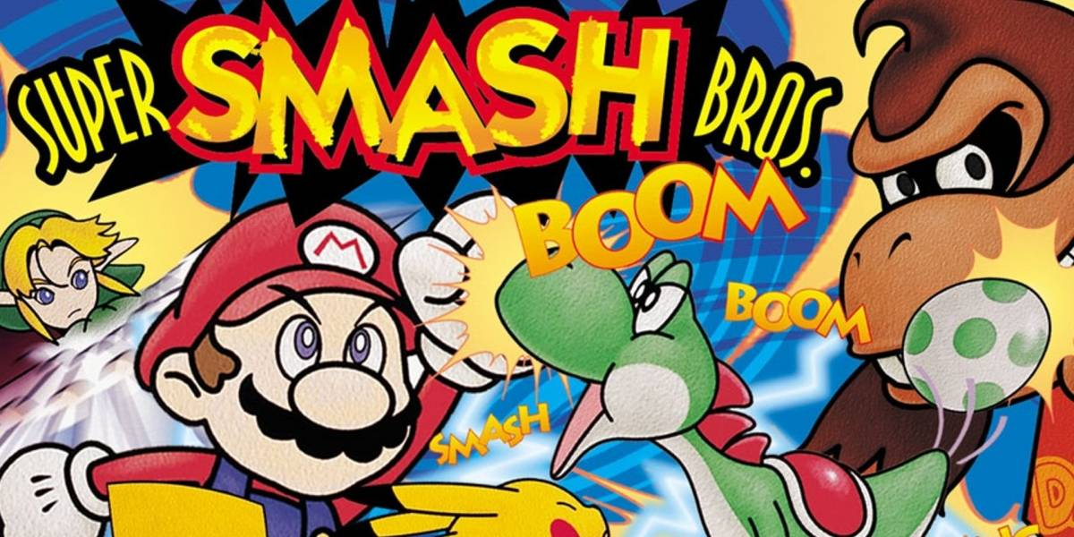 Nintendo está de fiesta: Super Smash Bros. celebra su 20 Aniversario