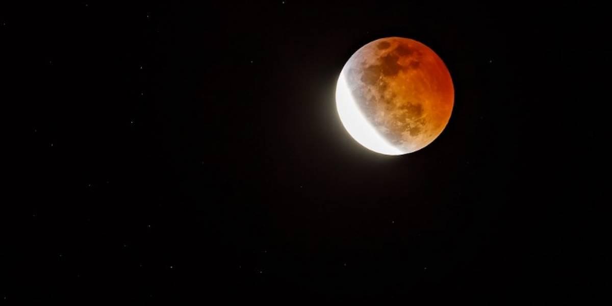 Astrónomos capturan un impacto en la Luna durante el eclipse