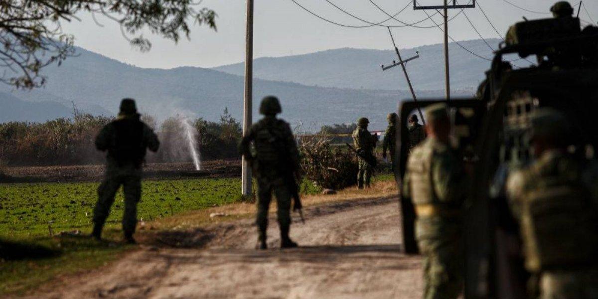 Fuga en toma clandestina en Teocalco, a 10 kilómetros de Tlahuelilpan, moviliza al Ejército