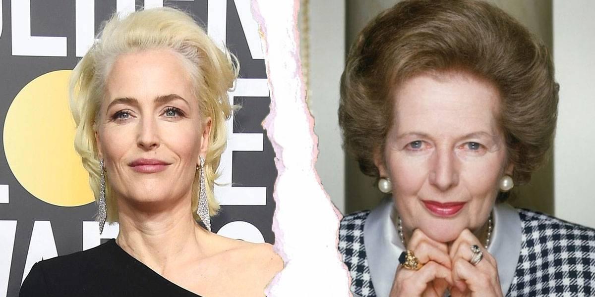 Scully será Margaret Thatcher en la temporada 4 de The Crown