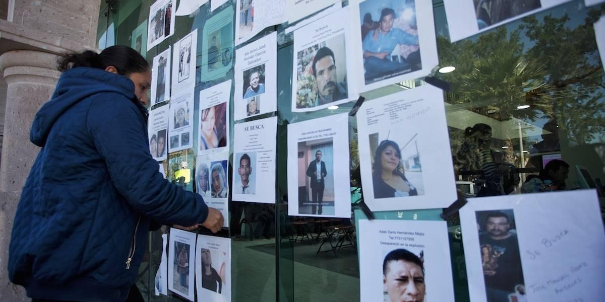 Sube a 91 la cifra de muertos por explosión en Tlahuelilpan, Hidalgo