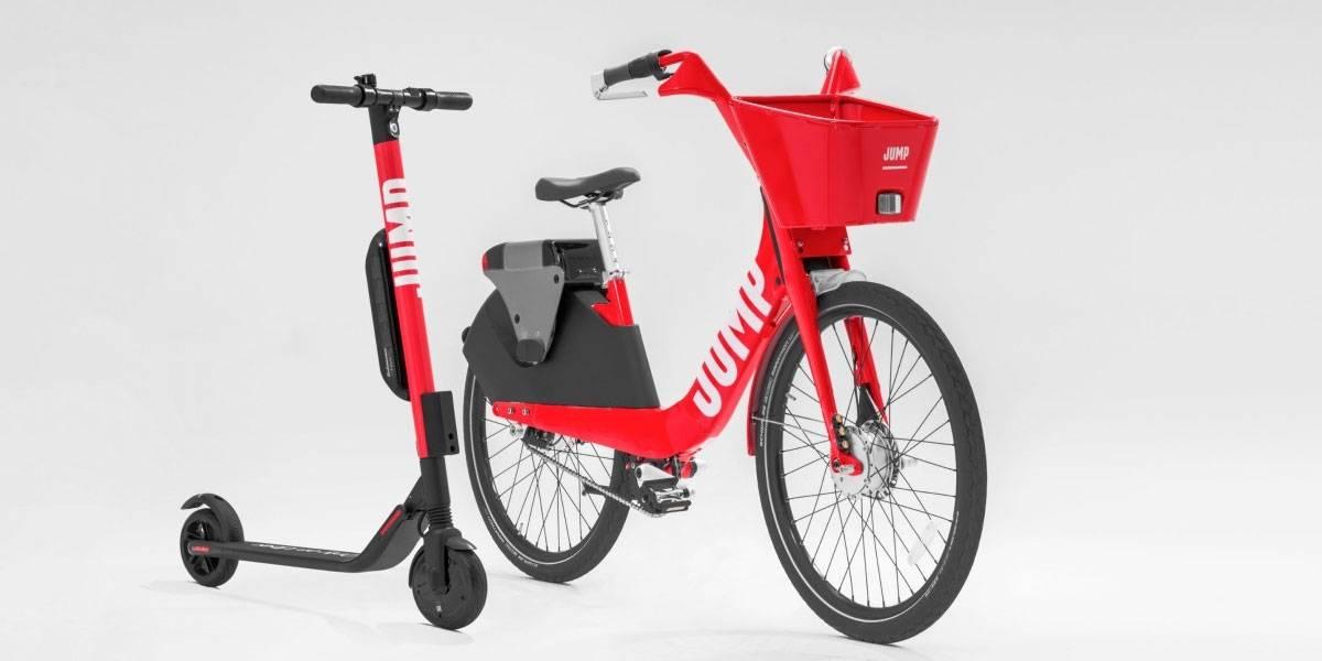 Uber ahora quiere scooters y bicicletas que se conduzcan solas