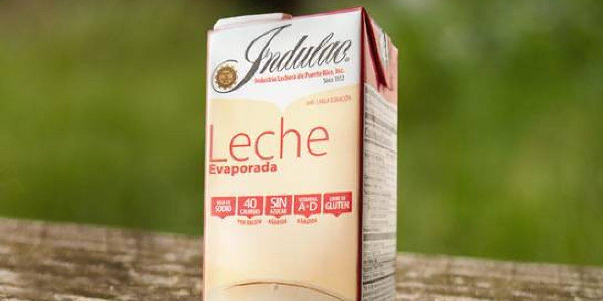 Indulac anuncia el regreso de su leche evaporada tras huracán María