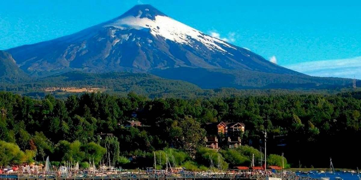 Volcán Villarrica: Decretan alerta naranja por aumento de actividad