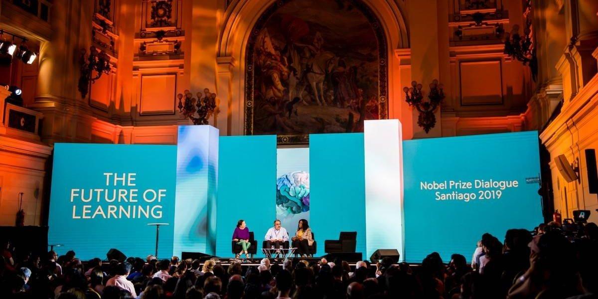 Volvo Cars dijo presente en el Nobel Prize Dialogue Chile