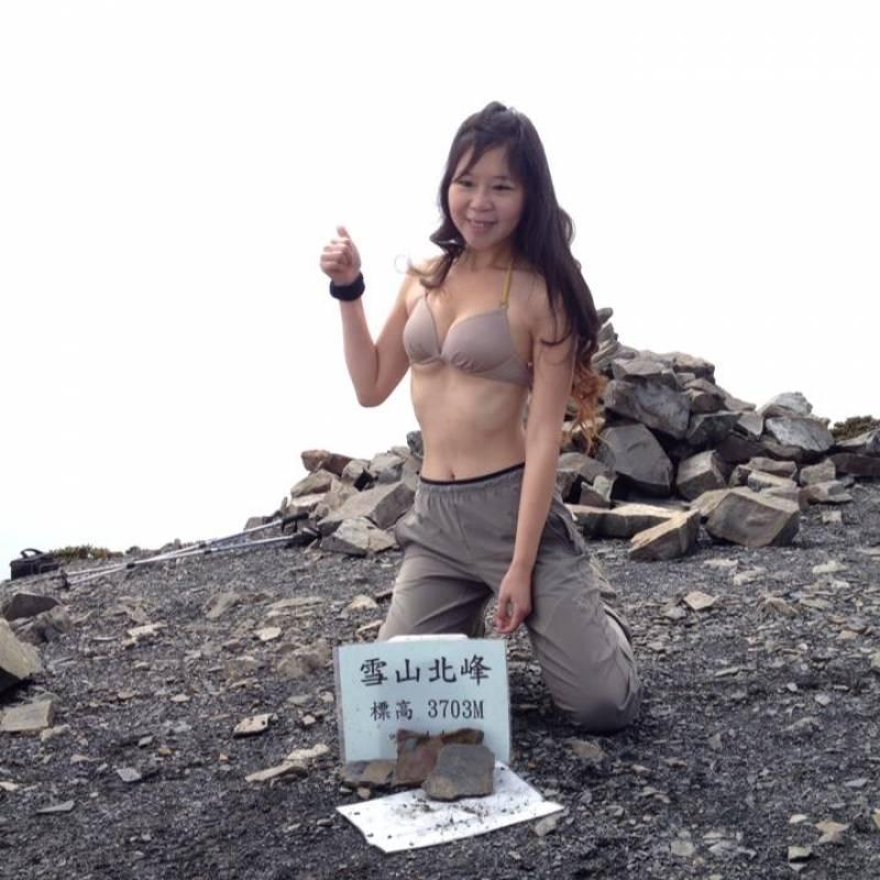 "Muere Gigi Wu, ""la escaladora en bikini"""