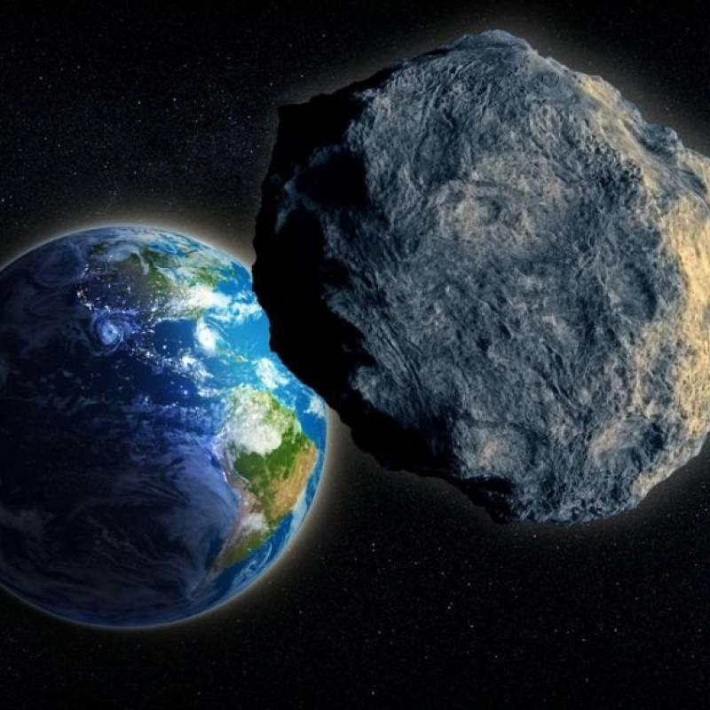 Un pequeño asteroide pasó cerca de la Tierra el 31 de octubre