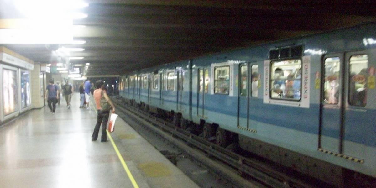 """Línea 3 del Metro de Santiago: Así era el trazado original y tenía """"estación fantasma"""""""