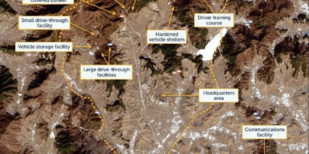 A semanas de la cumbre nuclear: descubren una de las veinte bases de misiles no declaradas por Corea del Norte