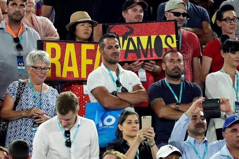 Así quedaron definidas las semifinales del Australia Open 2019