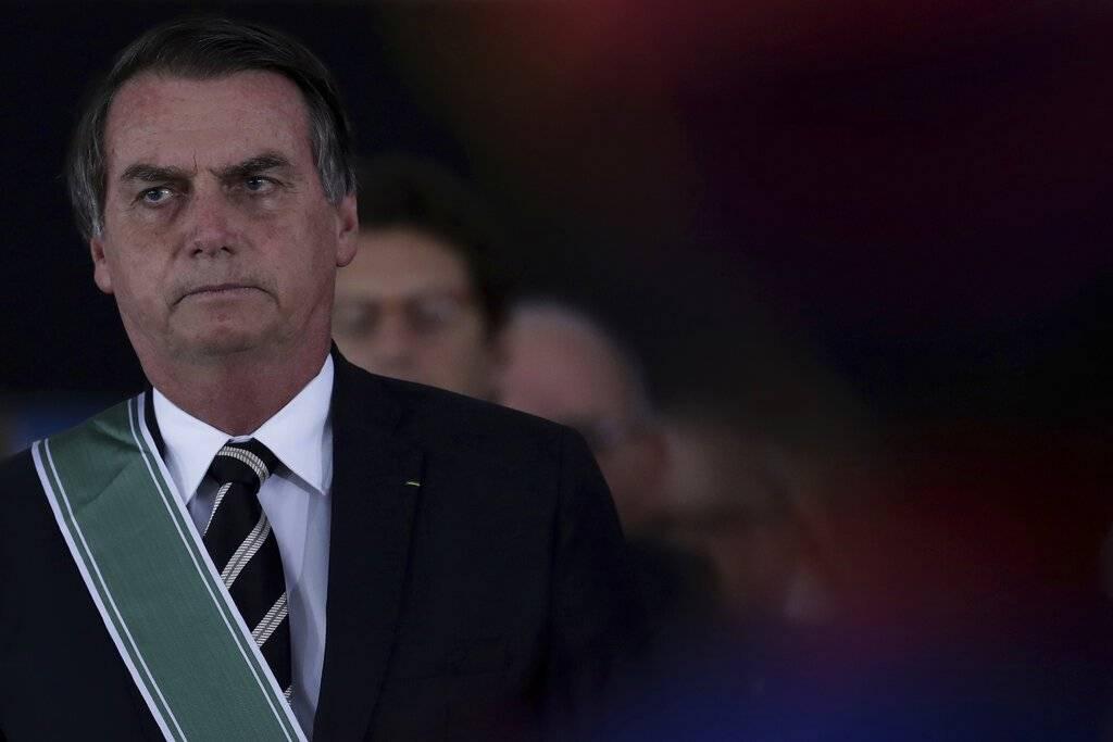 Bolsonaro corrupción. AP
