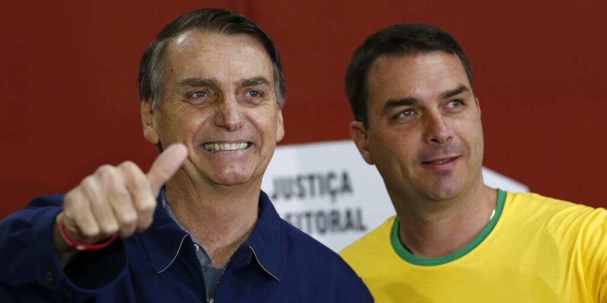 La corrupción se cuela en el gobierno brasileño: la cuenta bancaria del hijo de Bolsonaro bajo sospecha