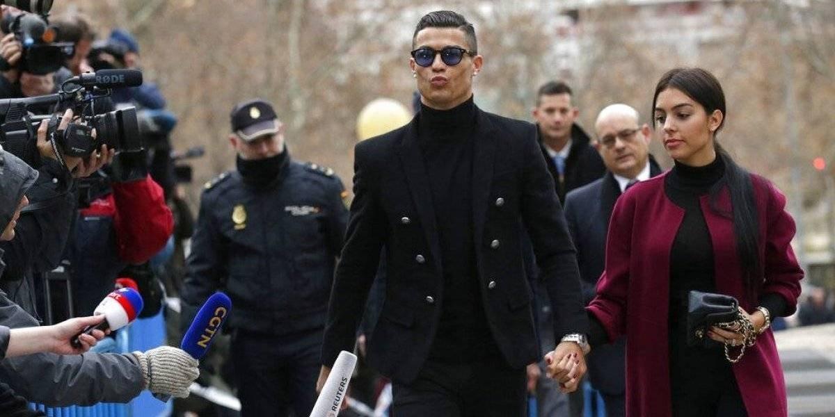 Cristiano Ronaldo se declara culpable de fraude fiscal en España