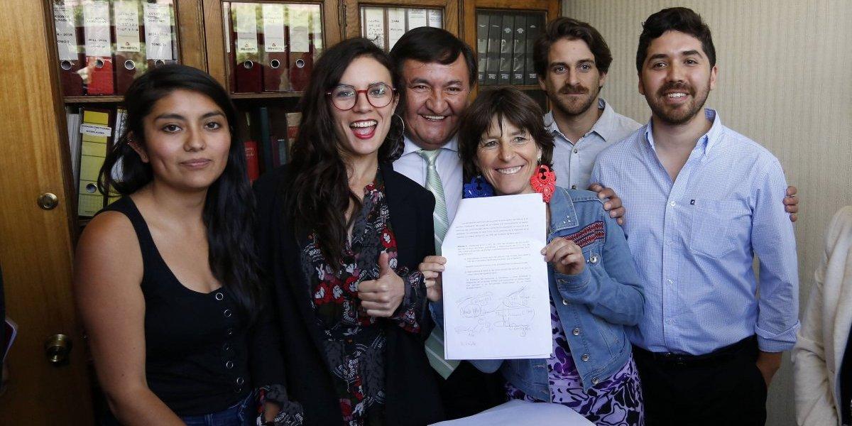 """Diputados de oposición ingresaron el proyecto de """"Ley Machuca"""" al Congreso"""