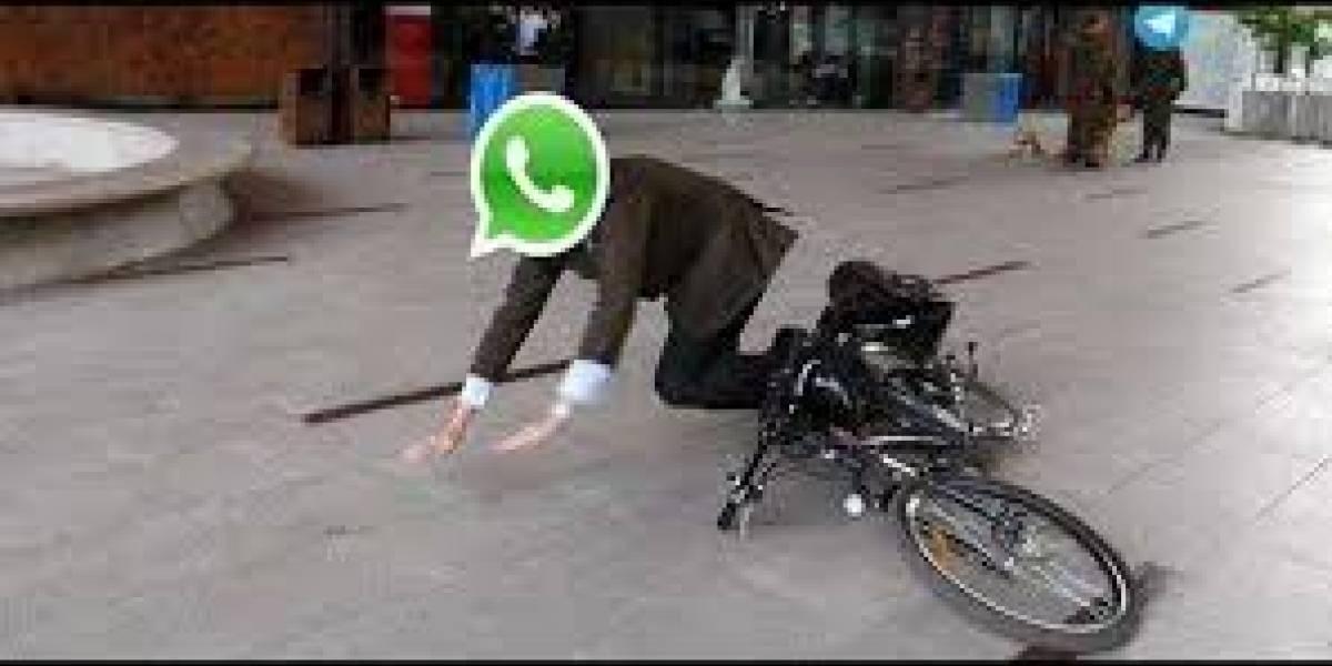 Urgente: Whatsapp reporta caída de servicio a nivel mundial