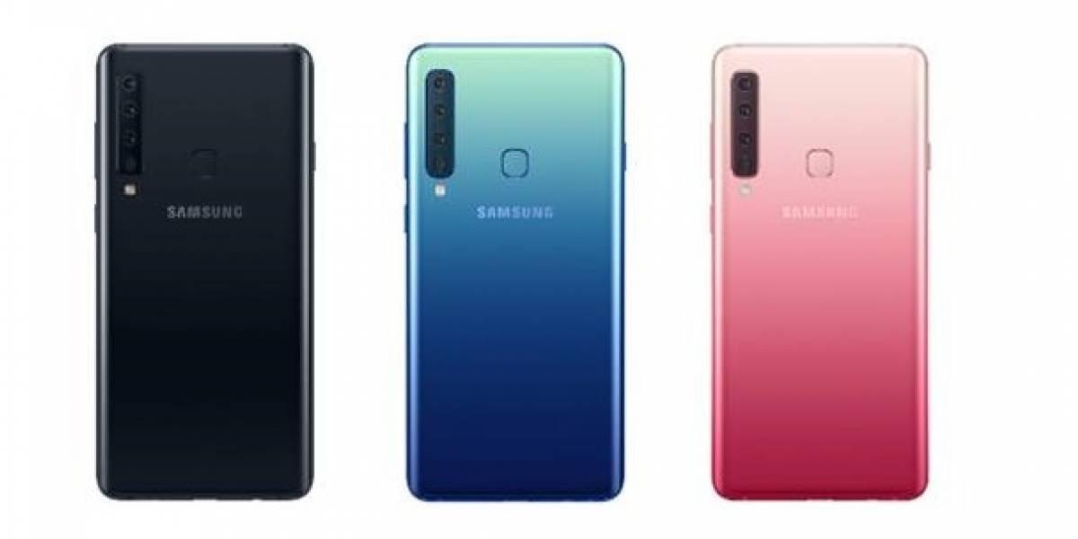 Com quatro câmeras traseiras, novo Samsung Galaxy A9 chega ao Brasil