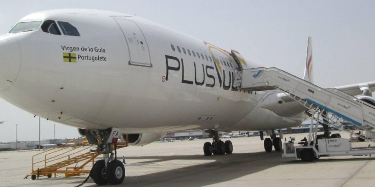 Aerolínea Plus Ultra se suma a la ruta España-Ecuador
