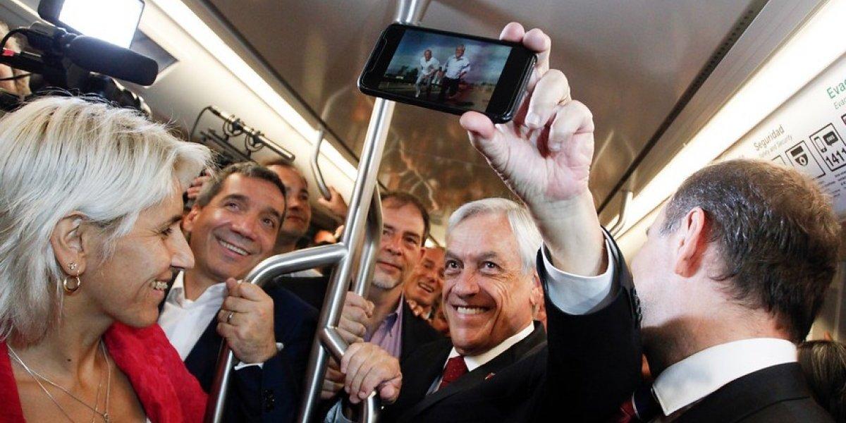 """La caótica pero entretenida inauguración del nuevo Metro: este es el """"lado B"""" del primer recorrido de Línea 3"""