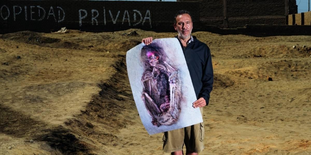 National Geographic revelará los misterios detrás del sacrificio de niños más grande de la historia