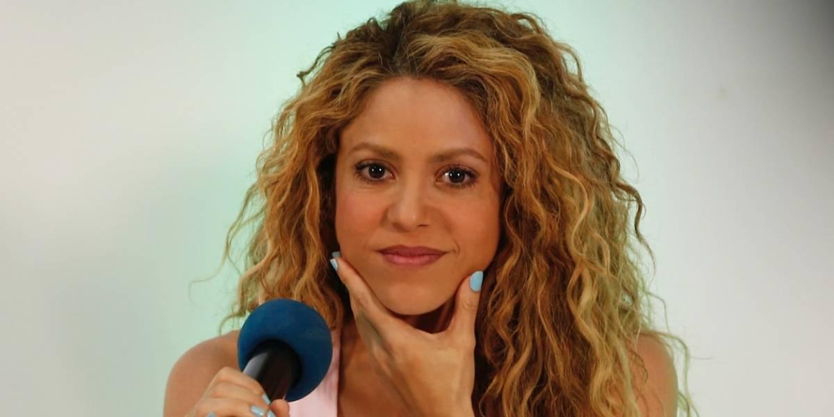 Pelea entre Shakira y un policía da de qué hablar en redes