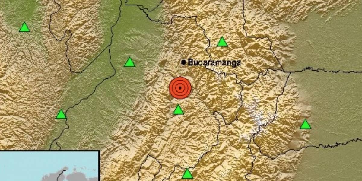 Fuerte temblor despertó al norte del país