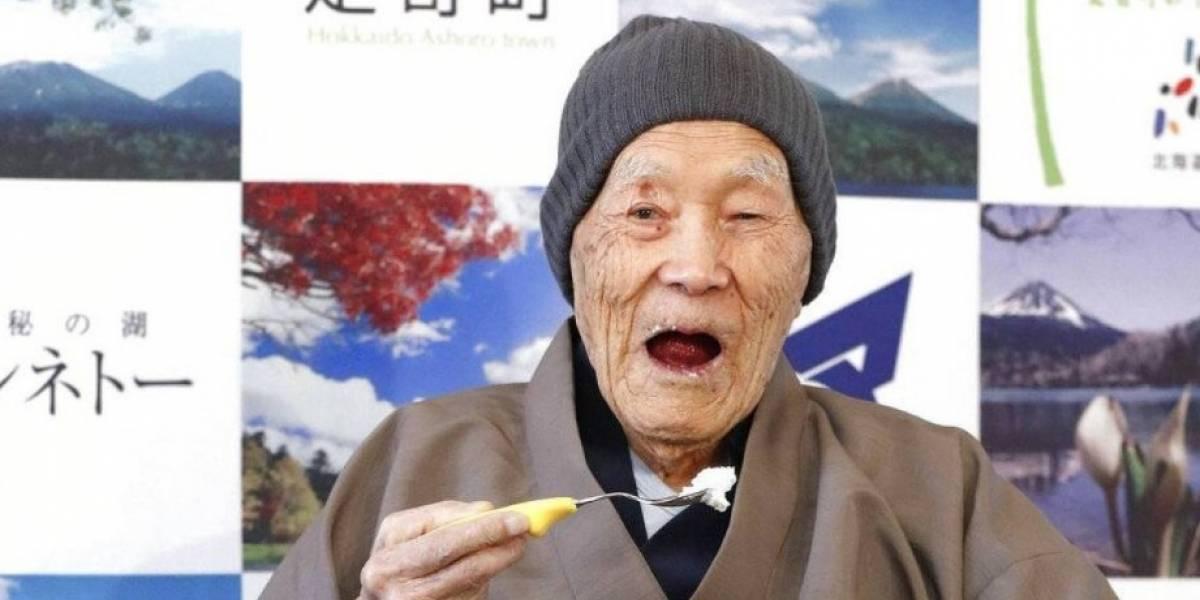 """A los 113 años muere el """"hombre más viejo del mundo"""""""