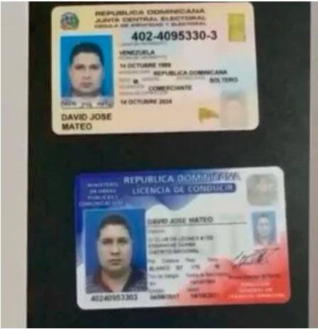 """Resultado de imagen para Pasaporte emitido a narcotraficante """"Machete"""""""