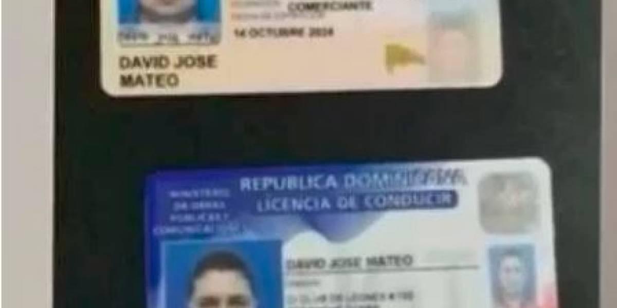 Presunto narco colombiano obtuvo documentos en RD de forma fraudulenta